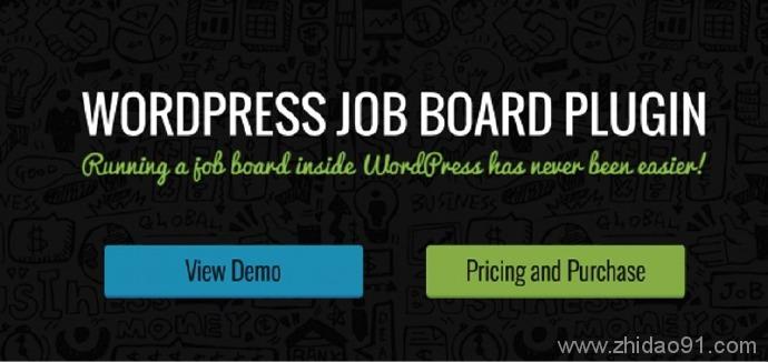 WPJobBoard插件