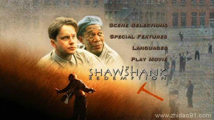 世界上最经典的10部电影-肖申克的救赎