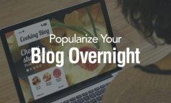 博客网站推广的3条实用技巧心得