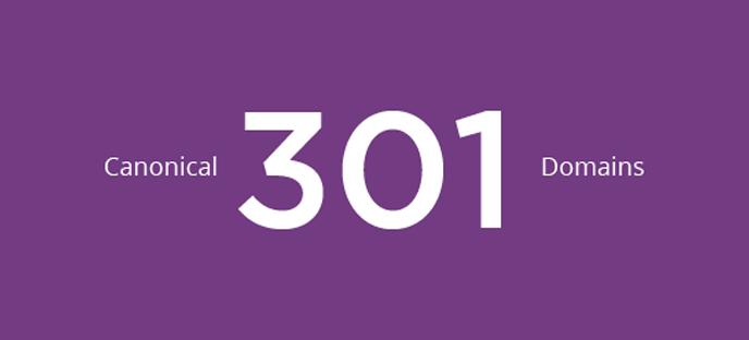 Canonical标签与301跳转的区别