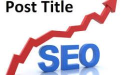 怎样撰写搜索引擎喜爱的标题,提供搜索引擎排名